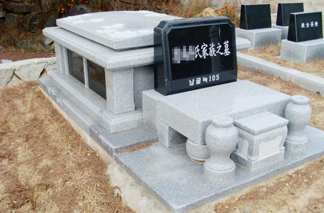 가족봉안묘 6~8위(서구형)