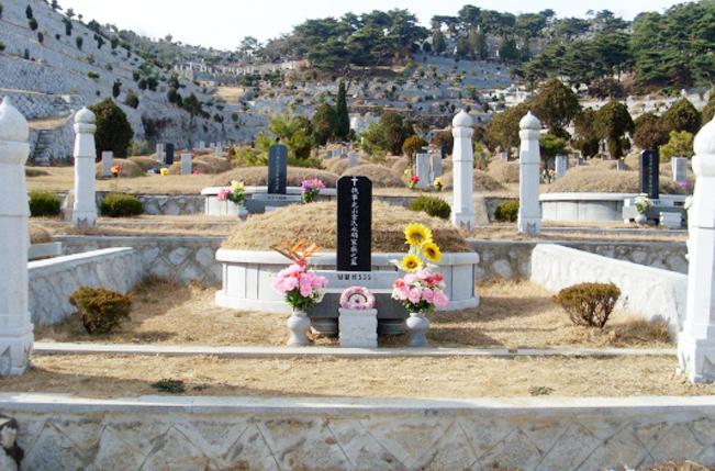 가족봉안묘 12~24위(전통형)