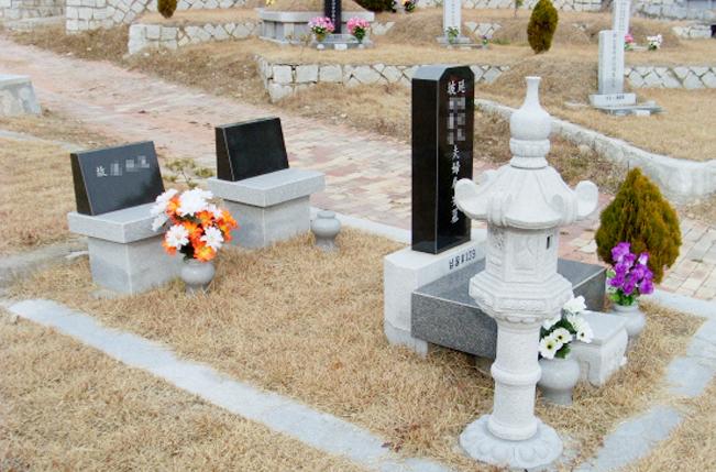 부부봉안묘 C-1형 2평(2위)